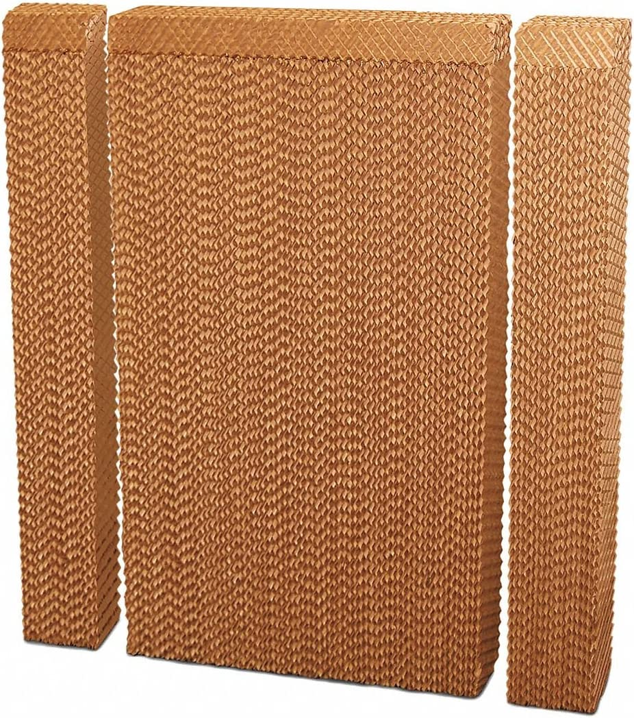 Evaporative Cooler Pad 35 1 2 H X 36 1 4 W X 2 D Residential Commercial Industrial Amazon Com