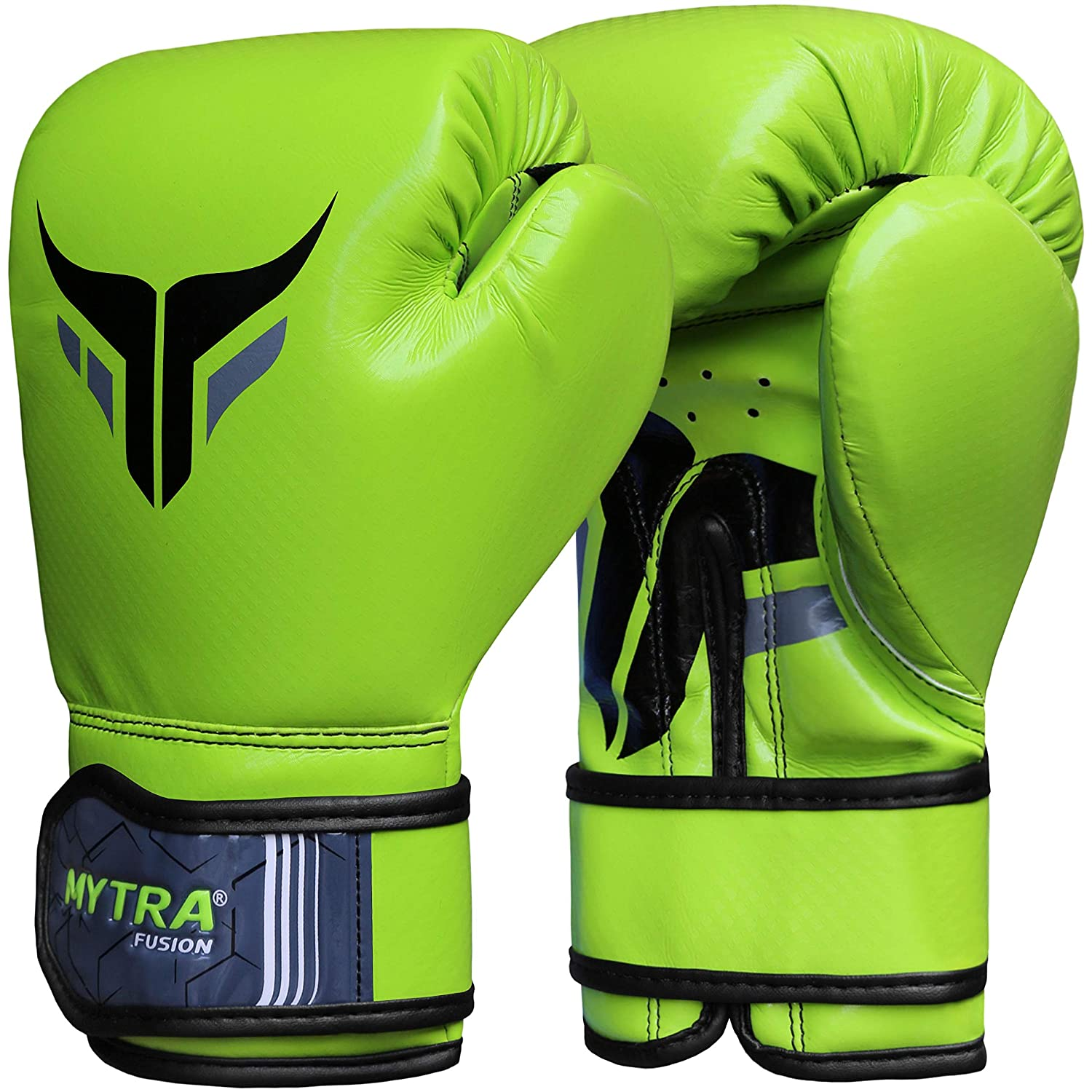 Mytra Fusion Kids Boxing Gloves Carbon AL2
