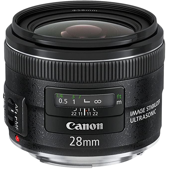 Review Canon EF 28mm f/2.8