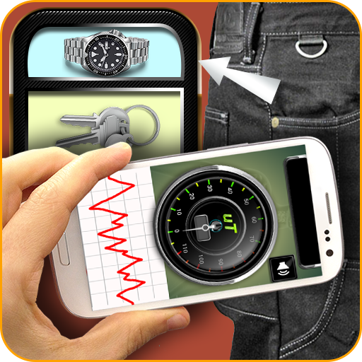 Body Scanner Metal Detector