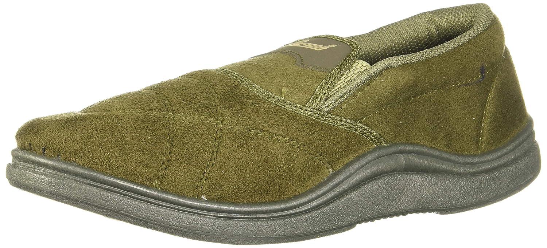 PARAGON Fender Men's Green Casual Shoes