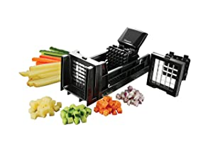 Simposh Easy Food Dicer, Black