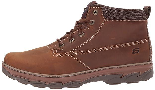 Skechers Resment alento, Botines para Hombre: Amazon.es: Zapatos y complementos