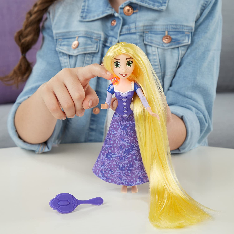 Disney Princess C1752ew00 Tangled The Series Musical Lights Rapunzel Figure Hasbro