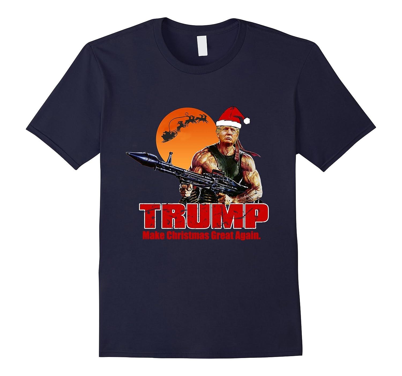 Make Christmas Great Again - Best Trump Shirt this Year-TD