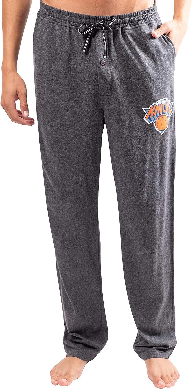 Ultra Game NBA Men's Sleepwear Super Soft Pajama Loungewear Pants