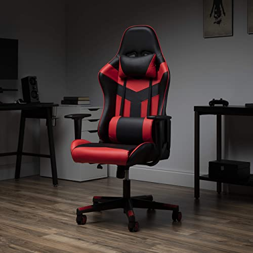 OFM ESS Collection High Back PU Leather Gaming Chair