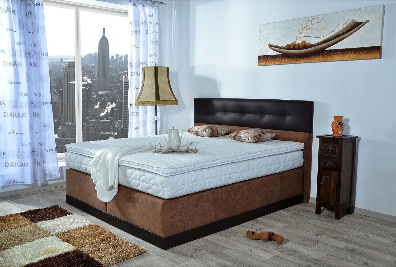 boxspringbett ivon sb auch mit bettkasten oder elektrisch. Black Bedroom Furniture Sets. Home Design Ideas