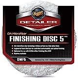 """Meguiar's DMF5 DA 5"""" Microfiber Finishing Disc, 2 Pack"""