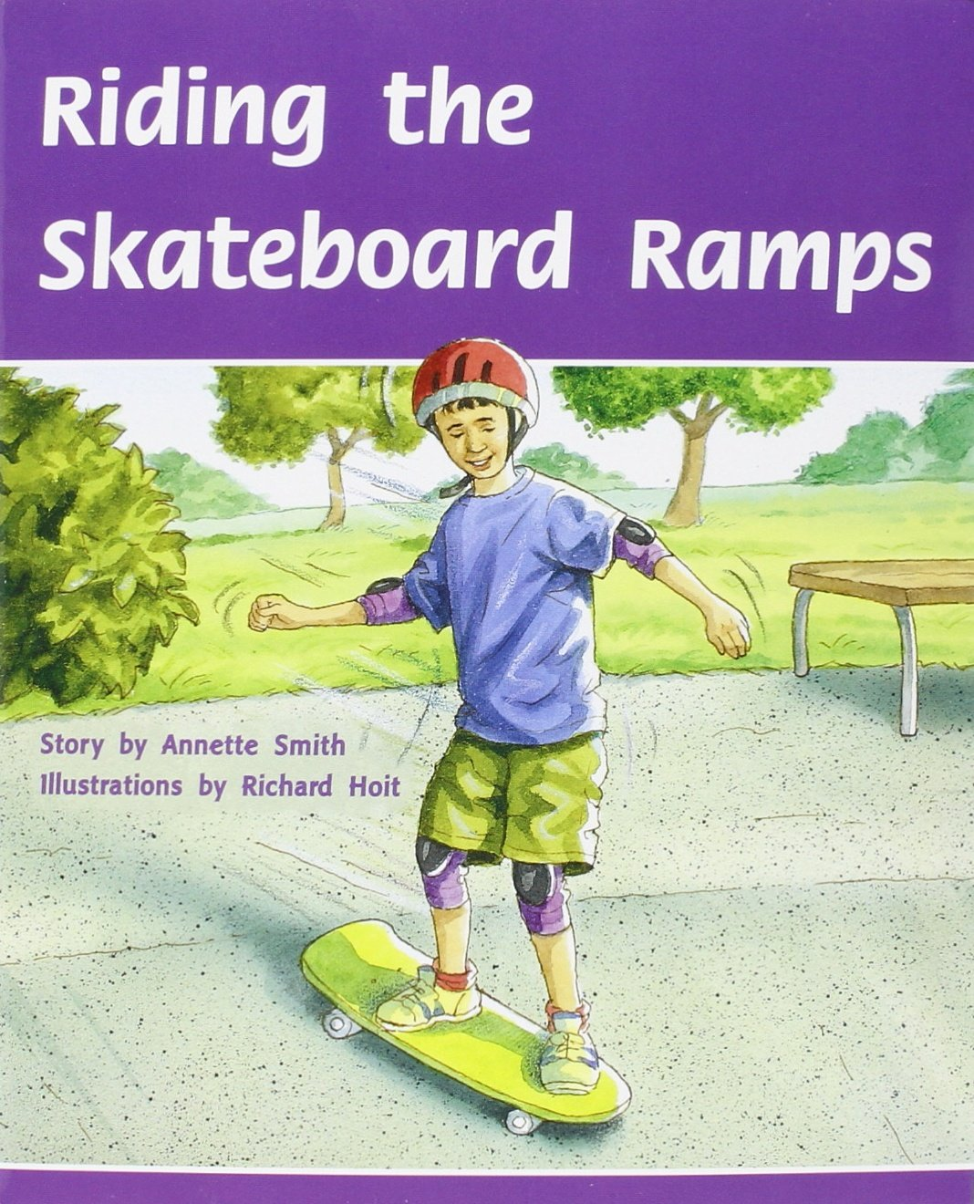 Read Online Rigby PM Plus: Individual Student Edition Silver (Levels 23-24) Riding the Skateboard Ramps pdf epub