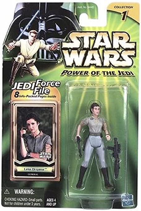 LEIA ORGANA GENERAL Star wars POTJ