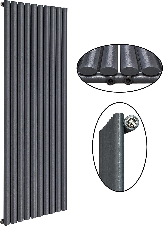 Design TUBI RADIATORI Pannello Radiatore Verticale mezzi porta doppio strato