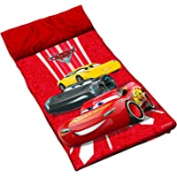 John 7857503- Cars- Kids Sleeping Bag, 140 x 60 cm