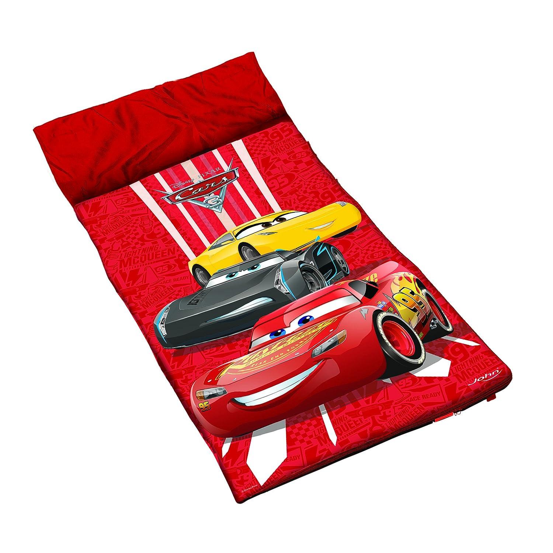 John 72503 Cars - Saco de dormir infantil (diseños variados): Amazon.es: Juguetes y juegos