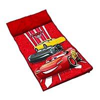 John 7857503- Cars- Kids Sleeping Bag, 140 x 60 cm