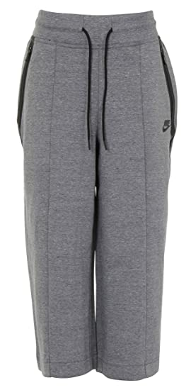 Creative Nike Dri-fit Womens Capri Athletic Pants Gray Size S Activewear Bottoms Women's Clothing