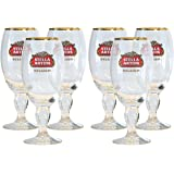 Stella Artois 6-Pack Chalice Glass Set, 33cl