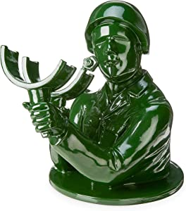 Foster & Rye Army Man Bottle Holder, Multi Color