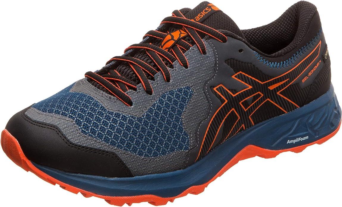ASICS Gel-Sonoma 4 G-TX, Zapatillas de Running para Hombre: Amazon.es: Zapatos y complementos