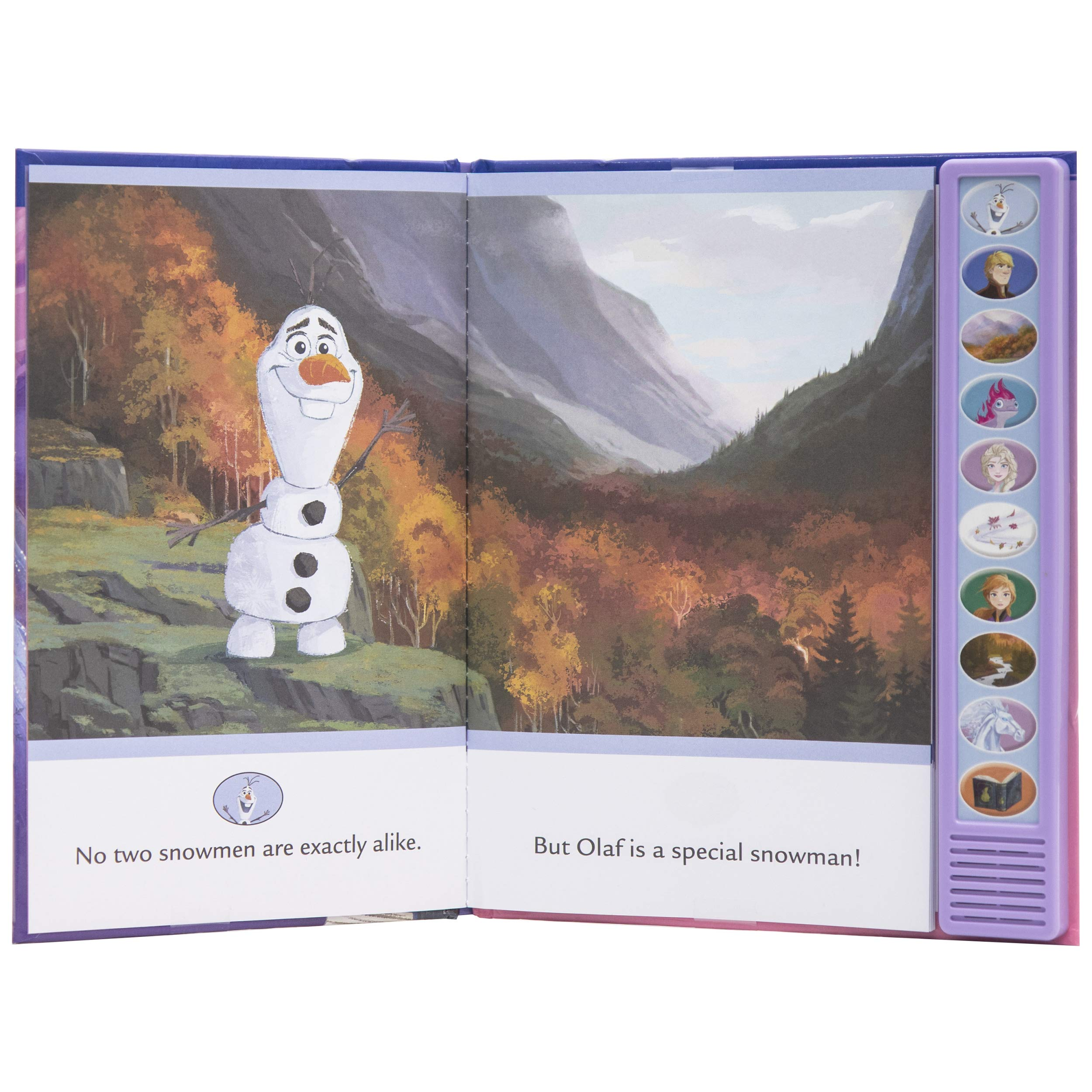 Disney Frozen 2 - I'm Ready to Read with Olaf and Friends - PI Kids (Play-A-Sound)