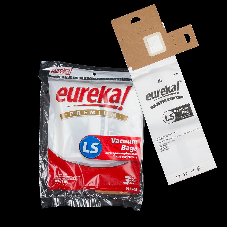 Eureka Paper Bag Package - Style LS 3pk #61820B
