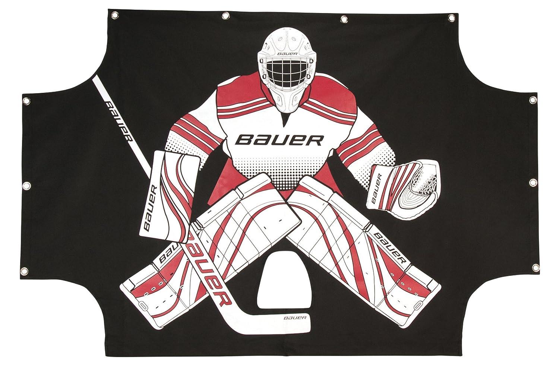 Bauer Sharpshooter Pro fits 6 x 4-Feet Goal, Black Bauer Performance Sports 1046703