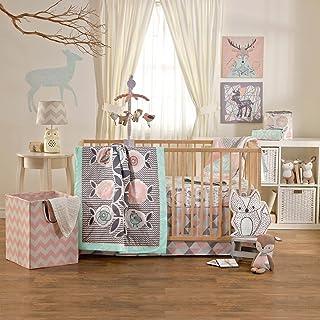 Lolli Living Woods 4pc Crib Bedding Set