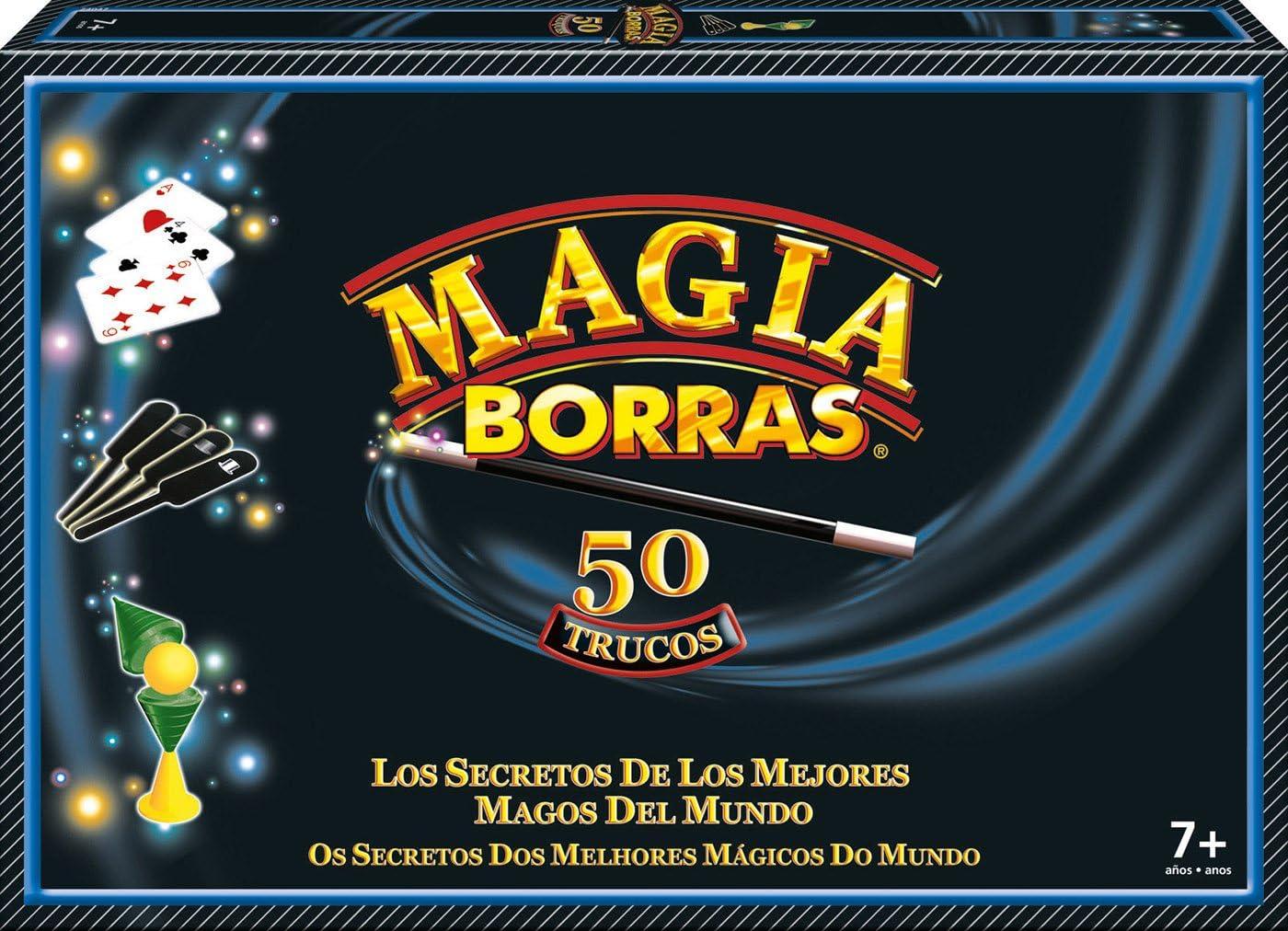 BORRAS- Magia Clásica 50 Trucos, a Partir de 7 años (Educa 24047)