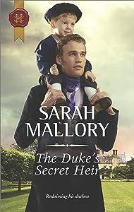 The Duke's Secret Heir (Harlequin Historical)