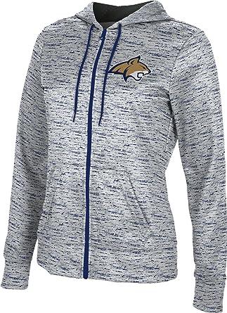School Spirit Sweatshirt ProSphere Montana State University Girls Zipper Hoodie Ripple