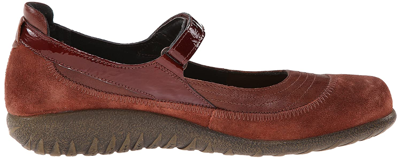 Naot Footwear Womens Kirei Mary Jane Flat
