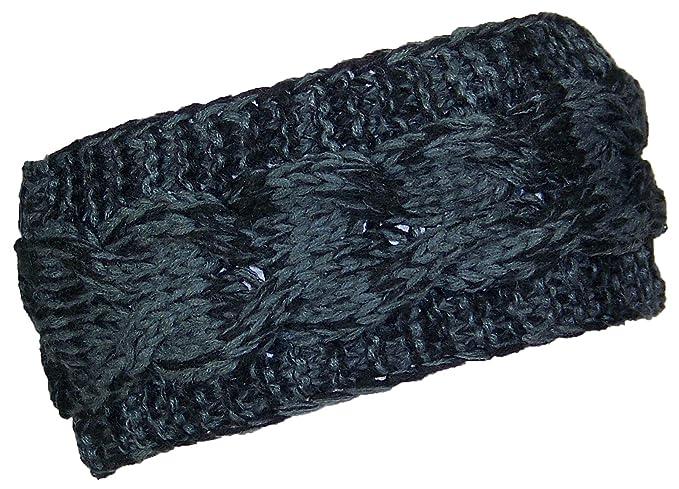 Best Winter Hats Loose Cable Knit Headbandear Warmer Womens One