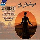 """Schubert: String Quartet No.14 in D minor """"Death and the Maiden""""; String Quartet No.12 in C minor """"Quartettsatz"""""""