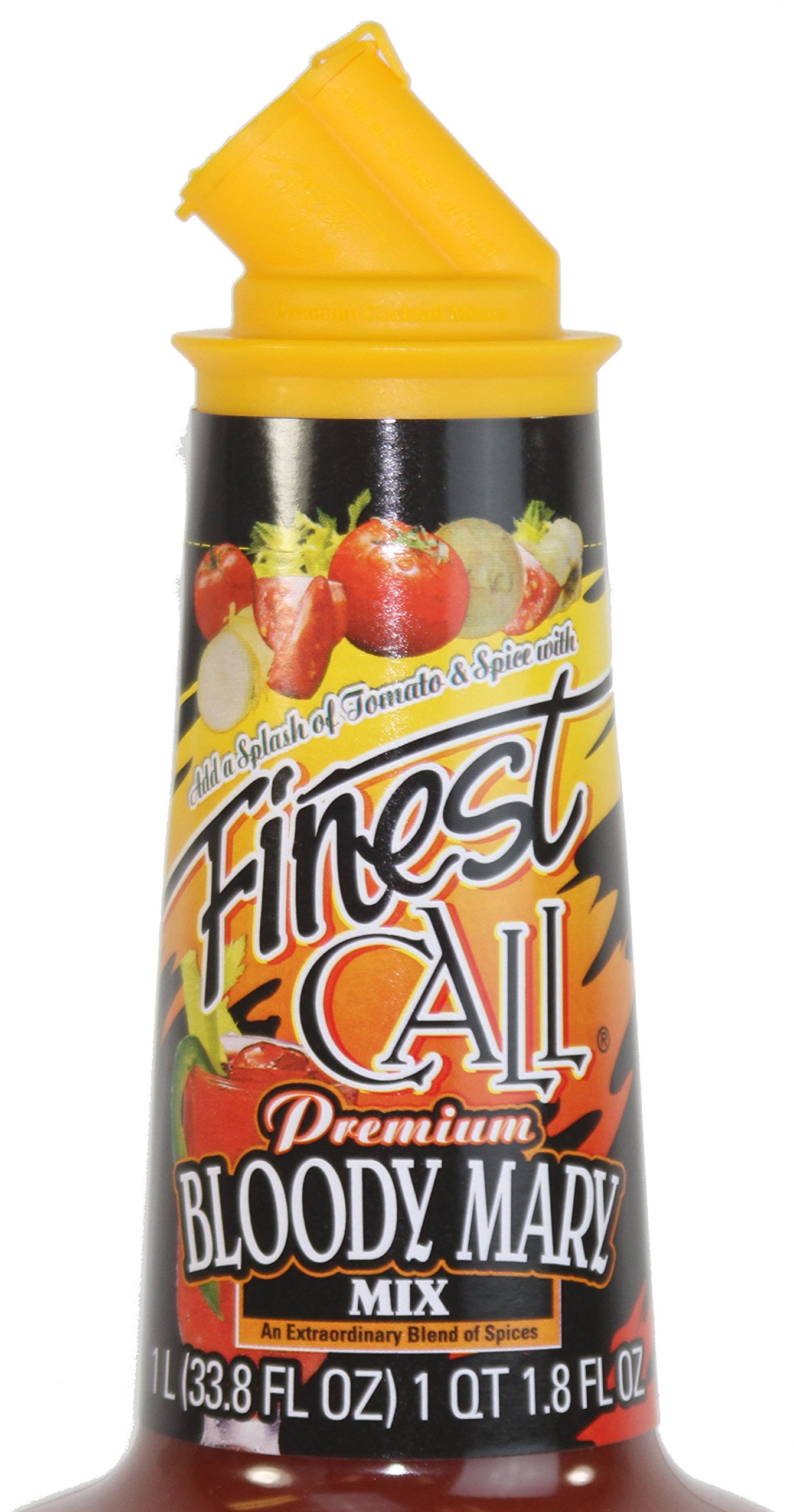 Finest Call Premium Bloody Mary Drink Mix, 1 Liter Bottle (33.8 Fl Oz), Pack of 3 by Finest Call (Image #3)