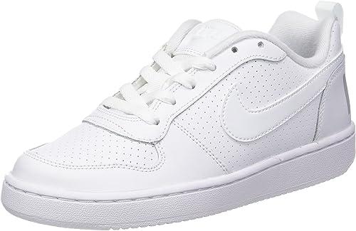 authentic unique design unique design Nike Court Borough Low (GS), Baskets garçon: Amazon.fr: Chaussures ...