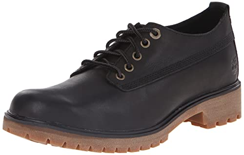 Timberland Women TB0A11WA001 Oxford Black Size  6 UK  Amazon.co.uk ... 871ab3162