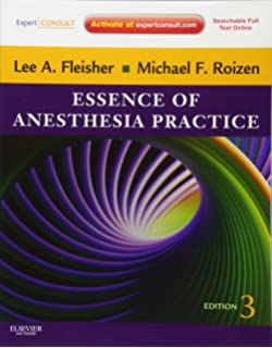 essence of anesthesia practice 4e
