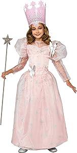 Wizard of Oz Deluxe Glinda The Good Witch Costume, Medium (75th Anniversary Edition)