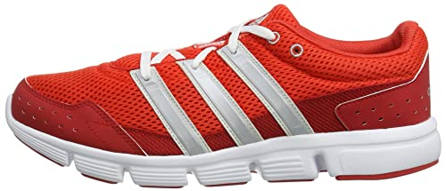 huge selection of 9ff39 84937 adidas Performance Breeze 101 M-7, Scarpe da corsa uomo, Rosso (Hi Res  RedLight ScarletRunning White FTW), 40 23 Amazon.it Scarpe e borse