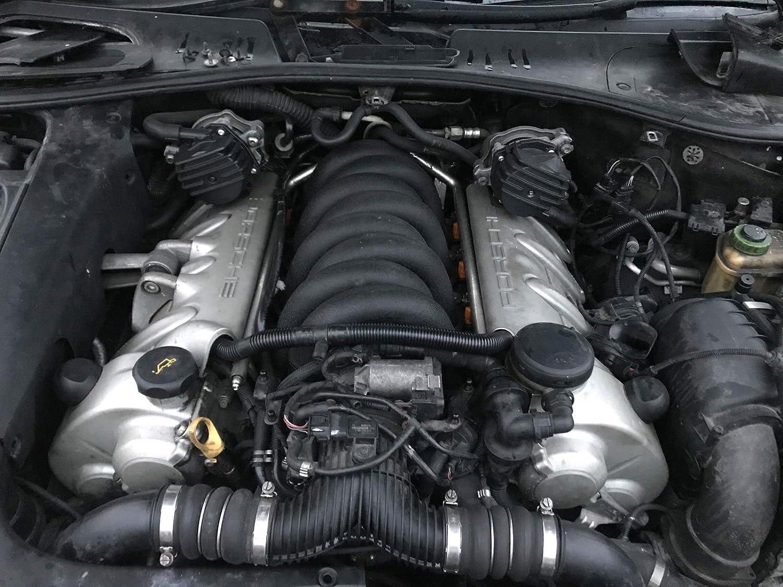 PORSCHE Cayena 955 4.5 Turbo Gasolina Solo MOTOR 331kw m48.50: Amazon.es: Coche y moto