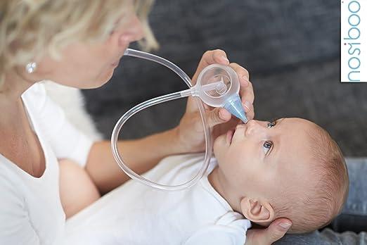 Nosiboo Colibri Nozzle - Aspirador nasal: Amazon.es: Bebé