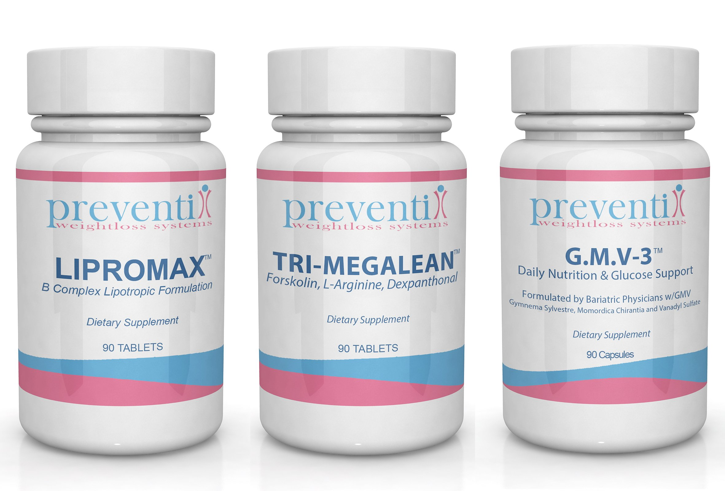 Phase 3: Weight Loss, Weight Management 3 Pack Bundle