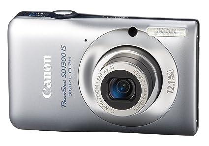 amazon com canon powershot sd1300 is 12 1 mp digital camera with rh amazon com Canon SX30IS User Manual Canon SX30IS User Manual