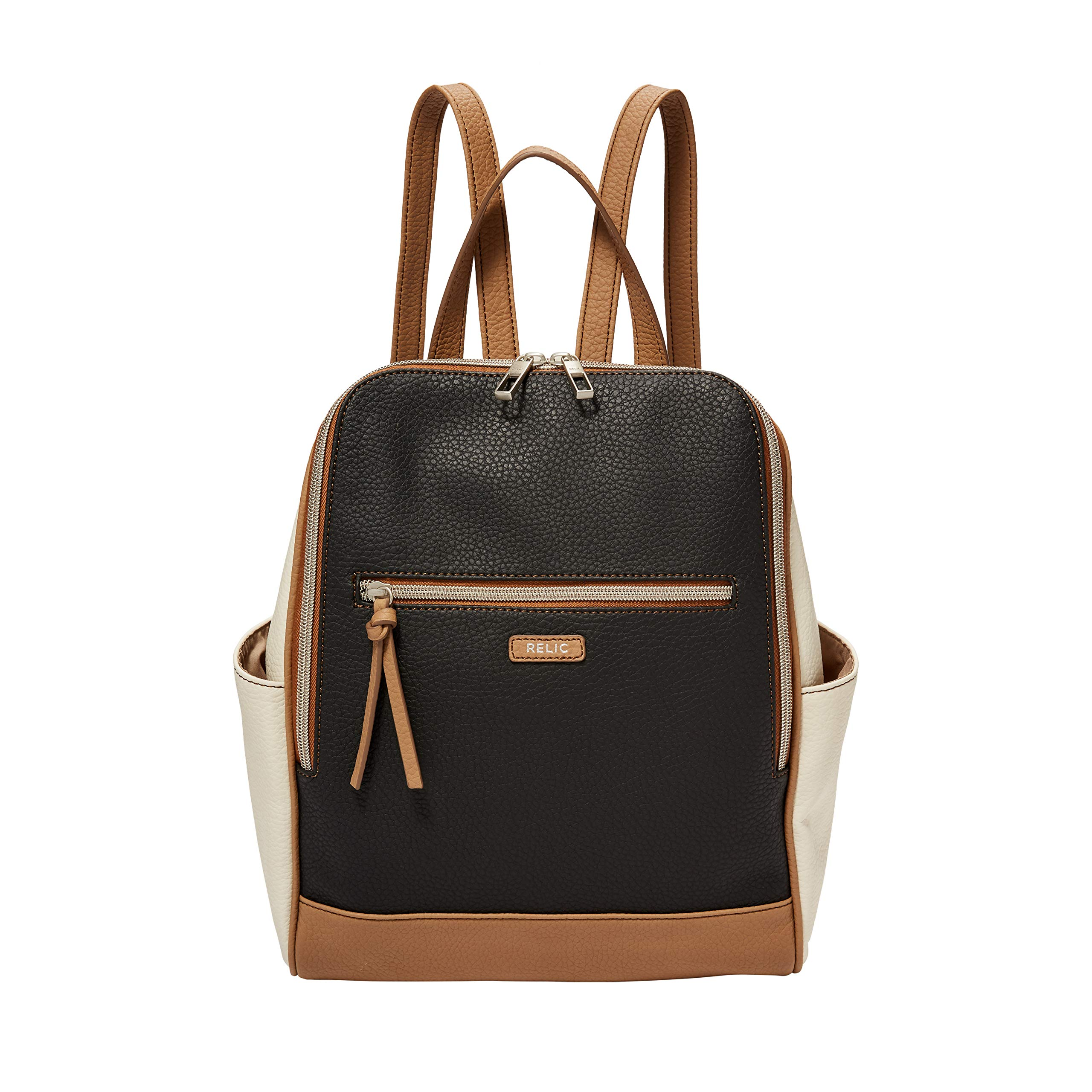 Relic Kinsley Backpack Black Multi by Relic by Fossil