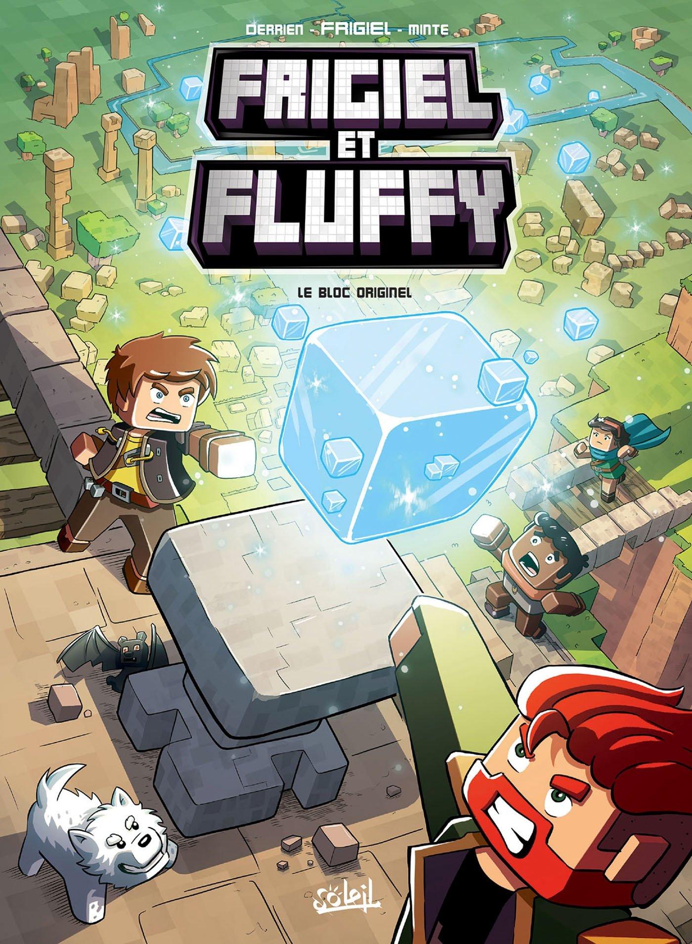 Frigiel Et Fluffy Tome 3 Le Bloc Originel 9782302071414