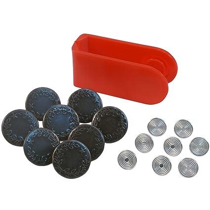 d9e313d5c35 Amazon.com  SINGER 00841 Jean Buttons Kit