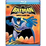 Batman: The Brave and the Bold: The Complete Third Season [Blu-ray]