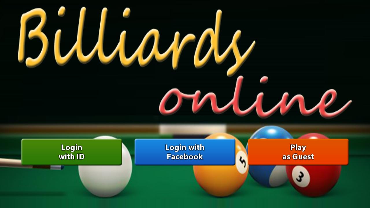 Billiards Online - 8 Ball: Amazon.es: Appstore para Android