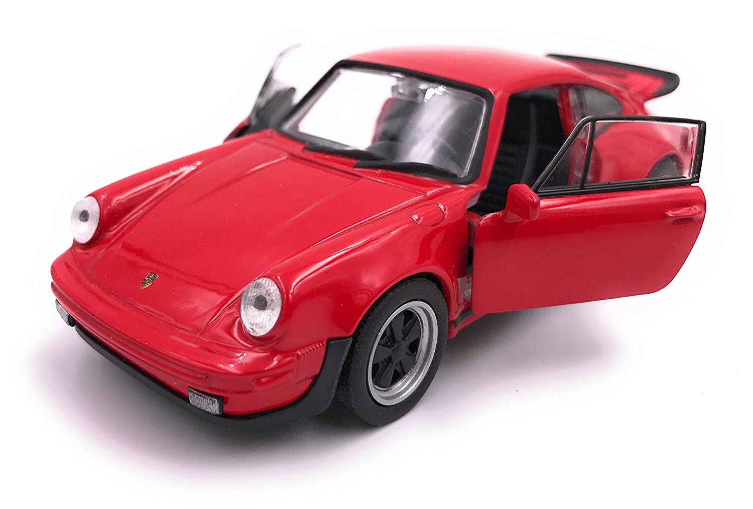 39 rouge 34-1 Welly Porsche 911 Turbo 930 1975 mod/èle de licence de voiture produit 1