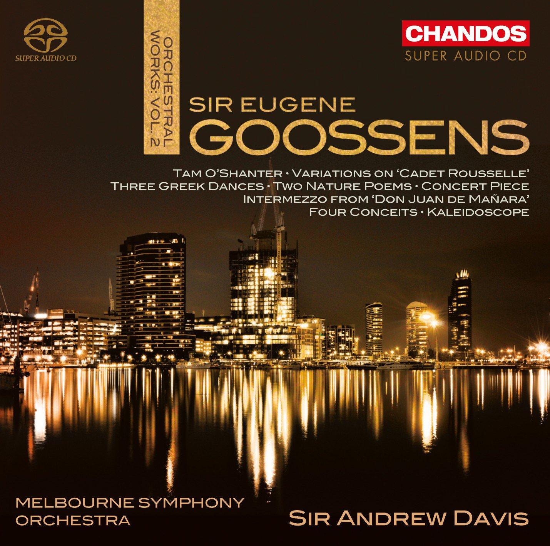 Goossens: Orchestral Works, Vol. 2